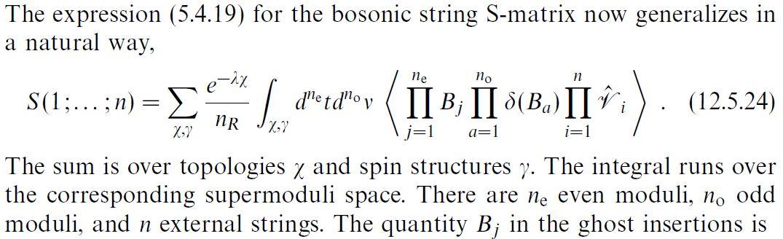 String Theorie Widerlegt